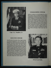 Page 8, 1981 Edition, University of Virginia Naval ROTC - Long Glass Yearbook (Charlottesville, VA) online yearbook collection