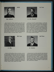 Page 9, 1981 Edition, University of Virginia Naval ROTC - Long Glass Yearbook (Charlottesville, VA) online yearbook collection