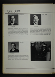 Page 10, 1983 Edition, University of Virginia Naval ROTC - Long Glass Yearbook (Charlottesville, VA) online yearbook collection