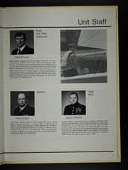 Page 11, 1983 Edition, University of Virginia Naval ROTC - Long Glass Yearbook (Charlottesville, VA) online yearbook collection