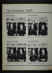 Page 14, 1983 Edition, University of Virginia Naval ROTC - Long Glass Yearbook (Charlottesville, VA) online yearbook collection