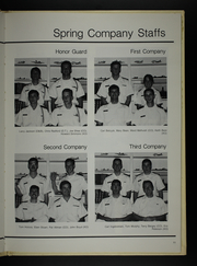 Page 15, 1983 Edition, University of Virginia Naval ROTC - Long Glass Yearbook (Charlottesville, VA) online yearbook collection