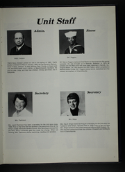 Page 11, 1984 Edition, University of Virginia Naval ROTC - Long Glass Yearbook (Charlottesville, VA) online yearbook collection