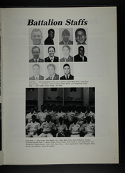 Page 13, 1984 Edition, University of Virginia Naval ROTC - Long Glass Yearbook (Charlottesville, VA) online yearbook collection