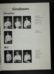 Page 17, 1984 Edition, University of Virginia Naval ROTC - Long Glass Yearbook (Charlottesville, VA) online yearbook collection