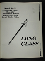 Page 5, 1984 Edition, University of Virginia Naval ROTC - Long Glass Yearbook (Charlottesville, VA) online yearbook collection