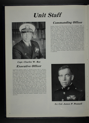 Page 8, 1984 Edition, University of Virginia Naval ROTC - Long Glass Yearbook (Charlottesville, VA) online yearbook collection