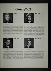 Page 9, 1984 Edition, University of Virginia Naval ROTC - Long Glass Yearbook (Charlottesville, VA) online yearbook collection