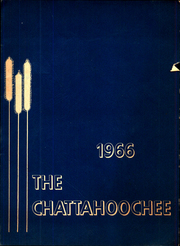 Page 1, 1966 Edition, Lanier Middle School - Chattahoochee Yearbook (Fairfax, VA) online yearbook collection