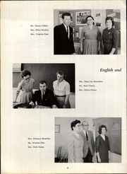 Page 10, 1966 Edition, Lanier Middle School - Chattahoochee Yearbook (Fairfax, VA) online yearbook collection