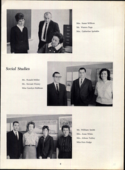 Page 11, 1966 Edition, Lanier Middle School - Chattahoochee Yearbook (Fairfax, VA) online yearbook collection
