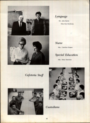 Page 12, 1966 Edition, Lanier Middle School - Chattahoochee Yearbook (Fairfax, VA) online yearbook collection