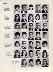 Page 15, 1966 Edition, Lanier Middle School - Chattahoochee Yearbook (Fairfax, VA) online yearbook collection