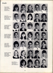 Page 17, 1966 Edition, Lanier Middle School - Chattahoochee Yearbook (Fairfax, VA) online yearbook collection