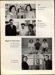 Page 8, 1966 Edition, Lanier Middle School - Chattahoochee Yearbook (Fairfax, VA) online yearbook collection