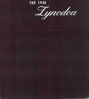 1958 Edition, Shenandoah University - Zynodoa Yearbook (Winchester, VA)