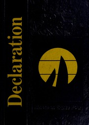 1984 Edition, Independence Junior High School - Declaration Yearbook (Virginia Beach, VA)