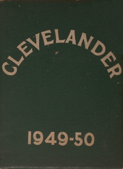 1950 Edition, Cleveland High School - Clevelander Yearbook (Gate City, VA)