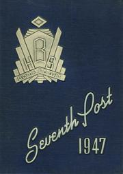 1947 Edition, Botetourt High School - Seventh Post Yearbook (Gloucester, VA)