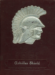 1951 Edition, Achilles High School - Shield Yearbook (Achilles, VA)