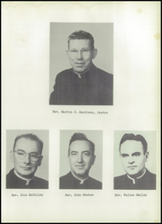 Page 13, 1950 Edition, Holy Trinity High School - Echo Yearbook (Norfolk, VA) online yearbook collection