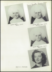 Page 17, 1950 Edition, Holy Trinity High School - Echo Yearbook (Norfolk, VA) online yearbook collection