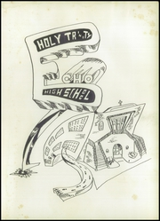 Page 5, 1950 Edition, Holy Trinity High School - Echo Yearbook (Norfolk, VA) online yearbook collection