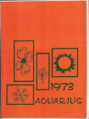 1973 Edition, Dabney S Lancaster Community College - Aquarius Yearbook (Clifton Forge, VA)