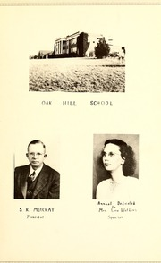 Page 11, 1948 Edition, Oak Hill High School - Oak Leaf Yearbook (Virgilina, VA) online yearbook collection