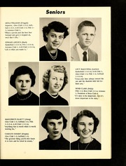 Page 13, 1954 Edition, Oak Hill High School - Oak Leaf Yearbook (Virgilina, VA) online yearbook collection