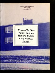 Page 3, 1954 Edition, Oak Hill High School - Oak Leaf Yearbook (Virgilina, VA) online yearbook collection
