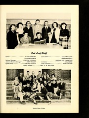 Page 7, 1954 Edition, Oak Hill High School - Oak Leaf Yearbook (Virgilina, VA) online yearbook collection