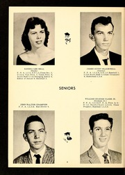 Page 12, 1958 Edition, Oak Hill High School - Oak Leaf Yearbook (Virgilina, VA) online yearbook collection