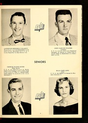 Page 13, 1958 Edition, Oak Hill High School - Oak Leaf Yearbook (Virgilina, VA) online yearbook collection