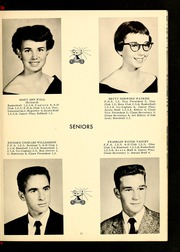 Page 15, 1958 Edition, Oak Hill High School - Oak Leaf Yearbook (Virgilina, VA) online yearbook collection