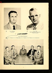 Page 7, 1958 Edition, Oak Hill High School - Oak Leaf Yearbook (Virgilina, VA) online yearbook collection