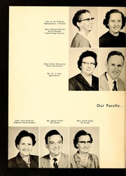 Page 8, 1958 Edition, Oak Hill High School - Oak Leaf Yearbook (Virgilina, VA) online yearbook collection