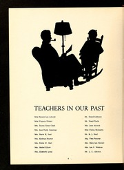 Page 10, 1960 Edition, Oak Hill High School - Oak Leaf Yearbook (Virgilina, VA) online yearbook collection