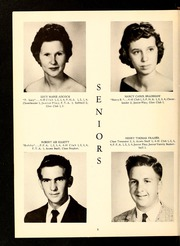 Page 12, 1960 Edition, Oak Hill High School - Oak Leaf Yearbook (Virgilina, VA) online yearbook collection
