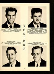 Page 15, 1960 Edition, Oak Hill High School - Oak Leaf Yearbook (Virgilina, VA) online yearbook collection