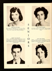 Page 16, 1960 Edition, Oak Hill High School - Oak Leaf Yearbook (Virgilina, VA) online yearbook collection