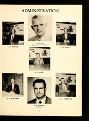 Page 7, 1960 Edition, Oak Hill High School - Oak Leaf Yearbook (Virgilina, VA) online yearbook collection