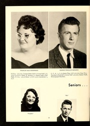 Page 14, 1962 Edition, Oak Hill High School - Oak Leaf Yearbook (Virgilina, VA) online yearbook collection