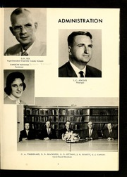Page 7, 1962 Edition, Oak Hill High School - Oak Leaf Yearbook (Virgilina, VA) online yearbook collection