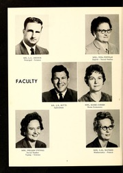 Page 8, 1962 Edition, Oak Hill High School - Oak Leaf Yearbook (Virgilina, VA) online yearbook collection