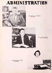 Page 10, 1953 Edition, George Washington Carver Regional High School - Hawk Yearbook (Culpeper, VA) online yearbook collection