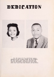 Page 9, 1953 Edition, George Washington Carver Regional High School - Hawk Yearbook (Culpeper, VA) online yearbook collection