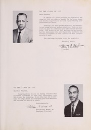 Page 11, 1957 Edition, George Washington Carver Regional High School - Hawk Yearbook (Culpeper, VA) online yearbook collection