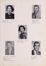 Page 13, 1957 Edition, George Washington Carver Regional High School - Hawk Yearbook (Culpeper, VA) online yearbook collection
