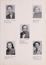 Page 17, 1957 Edition, George Washington Carver Regional High School - Hawk Yearbook (Culpeper, VA) online yearbook collection
